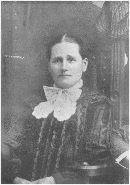 Mrs Van Warmelo